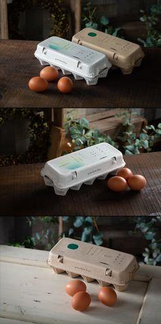 Package Design,養鶏場,卵パッケージ,久住,ナチュラル,高級,シンプル, Eggs, Egg