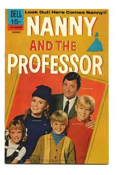 nanny and the professor tv show Comic Book Covers, Comic Books, Emission Tv, Nostalgia, Childhood Tv Shows, Old Shows, Vintage Tv, Vintage Comics, Great Tv Shows