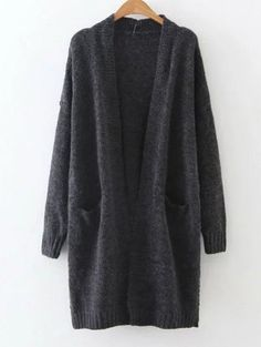 $24.58 for Longline Pocket Cardigan