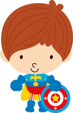 Super Heróis - Minus Superhero Clipart, Superhero Party, Spiderman, Cute Clipart, Cute Images, Classroom Decor, Kids And Parenting, Cute Art, Hello Kitty
