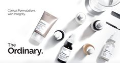 The Ordinary | Clinical Formulations with Integrity | A DECIEM Brand | @giftryapp