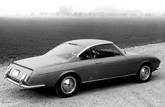 Fiat 2300 S Coupe Speciale - 1965 #Pininfarina