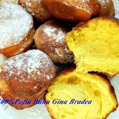 Romanian Food, Romanian Recipes, Sweets Recipes, Pasta, Pretzel Bites, French Toast, Muffin, Good Food, Bread