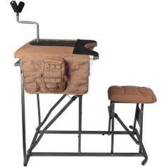 Shooting Bench Portable Tactical Carry Bag Folding Shooting Bench Rifle Guns NEW