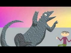 ▶ The Dinosaur Dance - a song for kids - YouTube