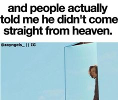 There's no doubt about it ... Harry has been sent down from heaven !!!!! SMG video proves that !!!!!!