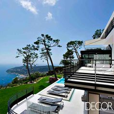 Repleta de luxo, mansão na França conta com uma paisagem incrível. Leia mais: