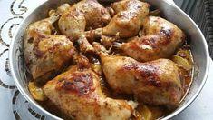 Naša babička vždy vybrala z vrecka pár bobkových listov a dala ich do hrnca s masťou: Nikdy by som nečakala, že raz tento nápad vyvážim zlatom! Meat Recipes, Chicken Recipes, Cooking Recipes, Meat Chickens, Middle Eastern Recipes, Biryani, Yams, Chicken Wings, Ethnic Recipes