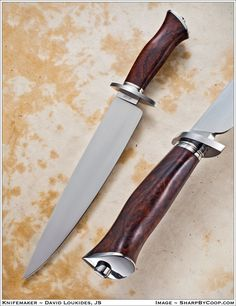 Photos SharpByCoop • Gallery of Handmade Knives - Page 27
