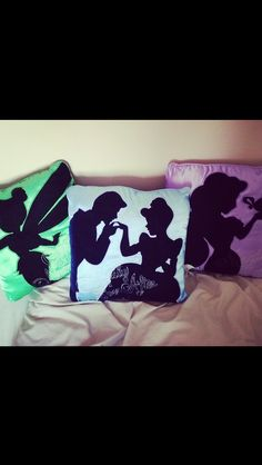 Disney pillow cushions - Princess Jasmine