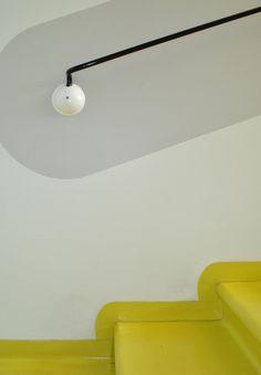 Best of interior design and home decor at My Design Agenda Beautiful Architecture, Architecture Details, Interior Architecture, Interior And Exterior, Interior Design, Alvar Aalto, Color Inspiration, Interior Inspiration, 1930s House Renovation