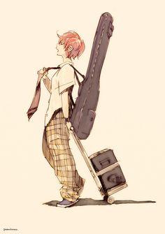男装系ベースさん