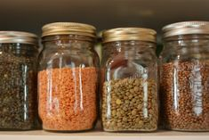 Lentils are a great alternative to dried beans, as they cook up quickly and don't required pre-soaking. Try any of these five lentil recipes from Simple Bites!