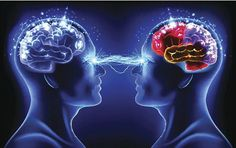 Usually we are not conscious how our brain works and sometimes we just let other circumstances program us. There are a lot of studies that showed us how the human brain works. The human brain Spirit Science, Brain Science, Mind Power, Subconscious Mind, Your Brain, Perception, Super Powers, Law Of Attraction, Mindfulness