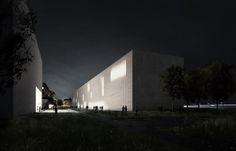 0Estudio Barozzi Veiga . Nouveau MCBA . Lausanne . Plataforma arquitectura . Archdaily (3)