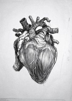 heart drawing | Tumblr