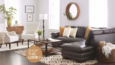 Living Room Decor Ideas with Brown Leather Furniture . Best Of Living Room Decor Ideas with Brown Leather Furniture . Appealing Brown and Purple Living Room Pictures Rug Chai Coastal Living Rooms, Elegant Living Room, Chic Living Room, Beautiful Living Rooms, New Living Room, Living Room Furniture, Small Living, Modern Living, Modern Room