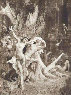Gaston Bussière... | Kai Fine Art