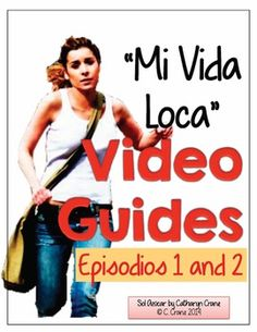 "Freebie! ""Mi vida loca"" would be a great review at the start of Spanish 2, or fun to use throughout Spanish 1."