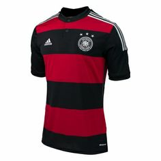 adidas Germany 2014 World Cup Away Jersey\