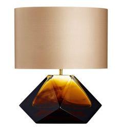 Diamond Table Lamp - Small