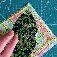 Orange Peel Quilt-Along: Layout + Prepping Blocks