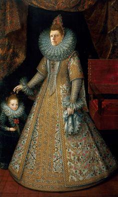 Queeen Isabella of Spain, Landvoogdes