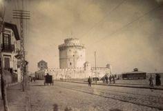 Sultan Süleyman tarafından yaptırılan beyaz kule-Selanik
