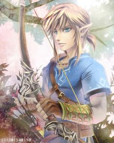 The Legend of Zelda Wii U, Link / Wii U Link by suzumiyamisa on deviantART