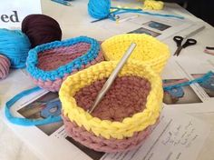 Crochet for Beginners - Brisbane Crochet Classes, Crochet For Beginners, Knit Crochet, Crochet Necklace, Brisbane, Arts And Crafts, Knitting, Create, Simple
