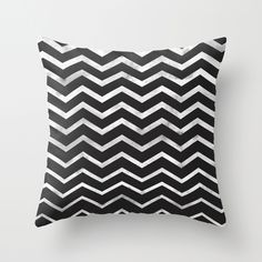 Zag Throw Pillow
