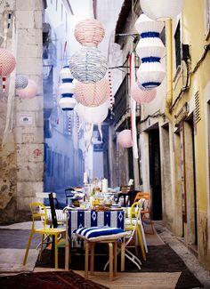 Aproveite o exterior. #primavera #decoração #IKEAPortugal