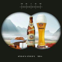 Erdinger Erdinger Beer, E 38, Beer Lovers, Light Bulb, Light Globes, Lightbulb