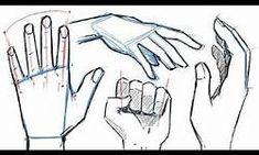 How To Draw Open Cupped Hands - Yahoo Video Search Results Beginner Drawing Lessons, Drawing For Beginners, Drawing Tutorials, Drawing Techniques, Drawing Ideas, Realistic Drawings, Art Drawings Sketches, Cool Drawings, Pencil Drawings