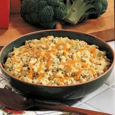 EGG & BROCCOLI CASSEROLE....This dish is always welcomed wherever I serve it. Folks always go back for seconds!