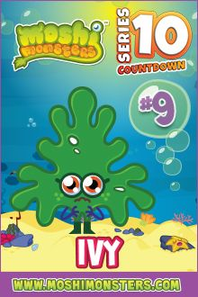 Moshi Monsters #8: Ivy, the wobbly woody