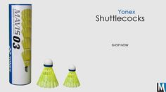 Description 6 Highly Durable Synthetic Shuttlecock Precision Designed And More Durable Preferred By Professional Players Shuttlecock Boasts Of Recovering In Only 0.02 Sec When Smashed. Additional Yonex Mavis 03 Nylon Shuttle Brand Yonex Color Multicolor Type Shuttlecocks Special Price Rs 399.00