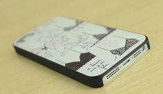 Carcase #iPhone din aluminiu versus carcase din plastic Plastic, Spaces, Iphone