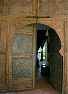 Old #moroccan #doors