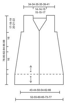 """Summer Bliss Vest - Chaleco DROPS en ganchillo con forma en A, patrón de calados y cordones, en """"Belle"""". Talla: S-XXXL. - Free pattern by DROPS Design"""