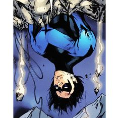 NIghtwing in Outsiders Vol. 3 #47