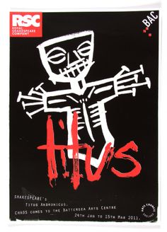 Titus Andronicus. Royal Shakespeare Company