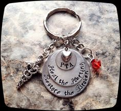 Physical Therapy, DPT, PT, PTA, Physical Therapy Staff, Rehab Office Professional Keychain, Key Ring, pt Month