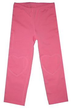 Pink Bubblegum Capri Leggings