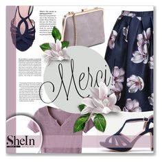 """SheIn 3/10"" by azradzana ❤ liked on Polyvore featuring WALL"