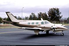 Beech B60 Duke aircraft picture