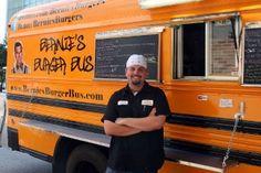 Bernie's Burger Bus #BOC2011Burger