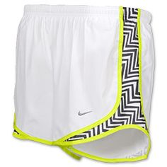 A New Generation of Gym Clothes: Nike Printed Side Panel Tempo Women's Running Shorts