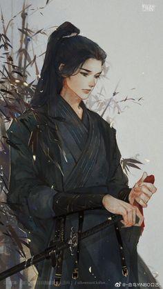 Мо Жань чувствовал, что выбрать Чу Ваньнина учителем было большой оши… #историческийроман # Исторический роман # amreading # books # wattpad Boy Art, Art Girl, Chinese Cartoon, Fantasy Art Men, Dark Anime Guys, Susanoo, Samurai Art, Handsome Anime Guys, Fun Comics