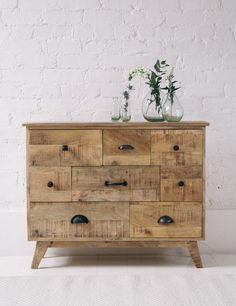 Stockholm chest of drawers